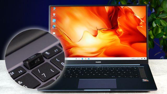 Huawei MateBook D16 AMD im Test