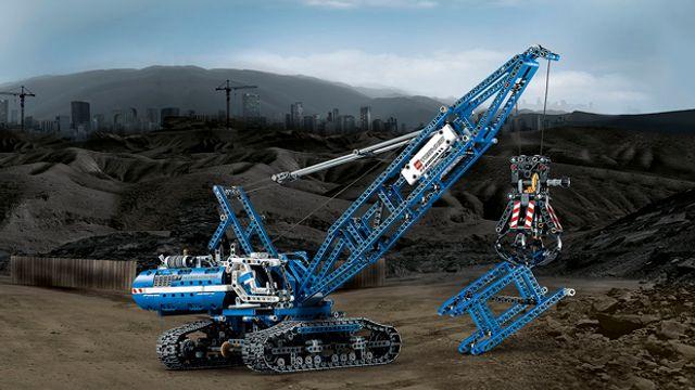 Lego Technic Seilbagger als Schnäppchen bei Bestcheck