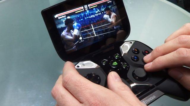 Nvidia Shield - Hands-on