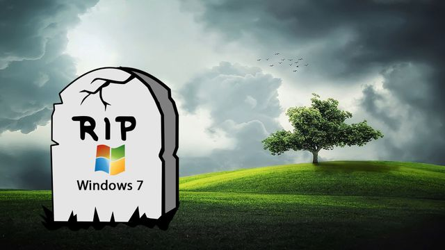 Windows 7 Support-Aus: Das bedeutet es
