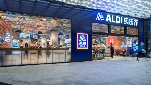 Aldi geht nach China: So sehen die krassen FIlialen aus