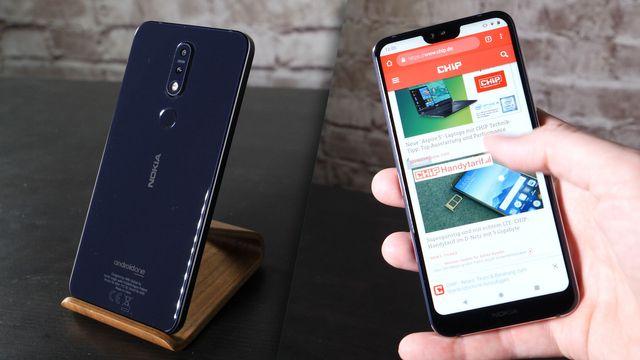 Nokia 7.1 im Review