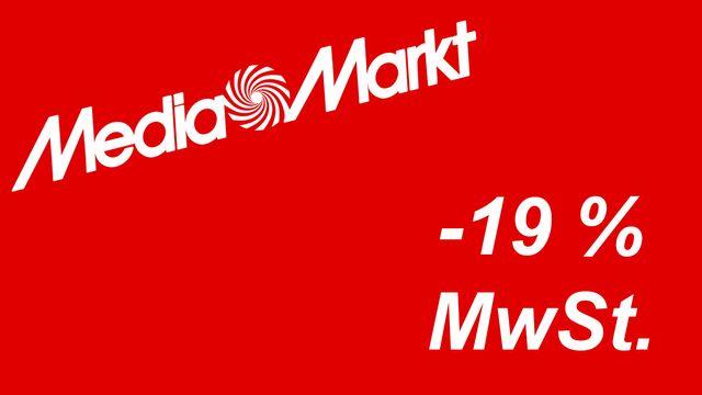 MediaMarkt erlässt Merhwertsteuer in Rabatt-Aktion