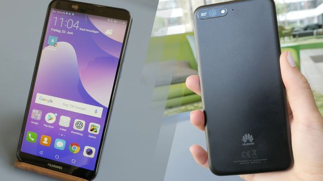 Huawei Y6 (2018) - Review