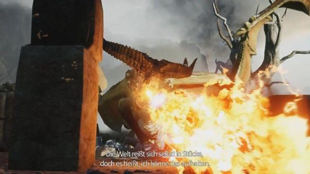 dragon age inquisition trailer