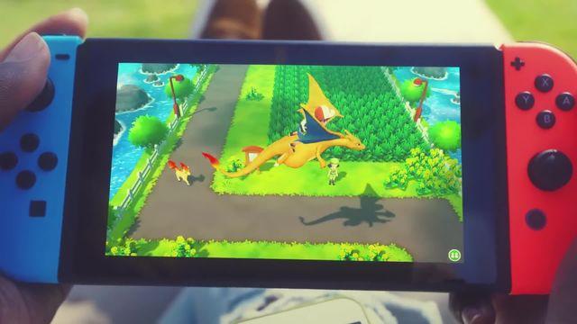 Nintendo präsentiert: Trailer für Pokémon Let's Go, Pikachu! und Pokémon Let's Go, Evoli!