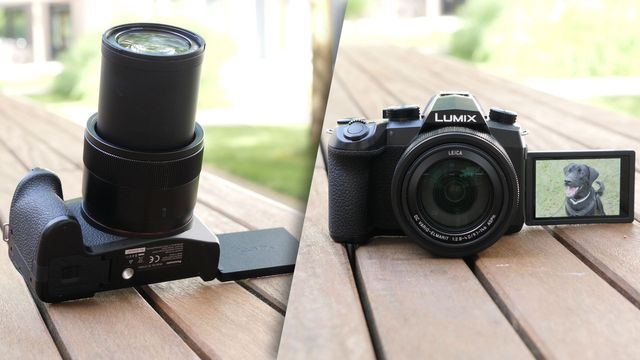 Panasonic Lumix FZ1000 II im Review