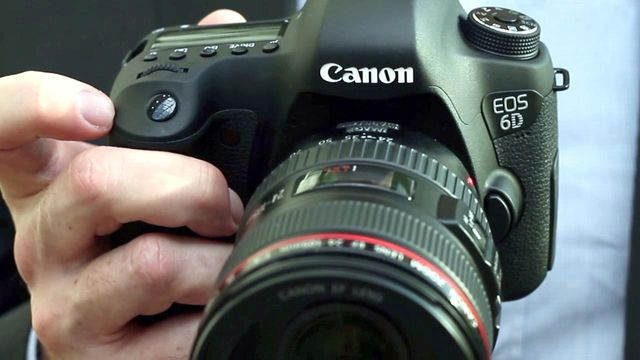 Canon EOS 6D - Praxis-Test