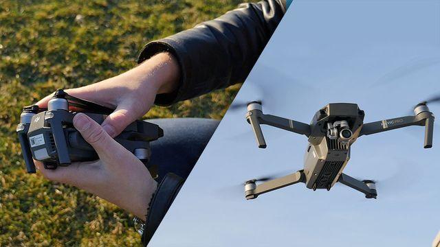 Drohne DJI Mavic Pro im Praxistest