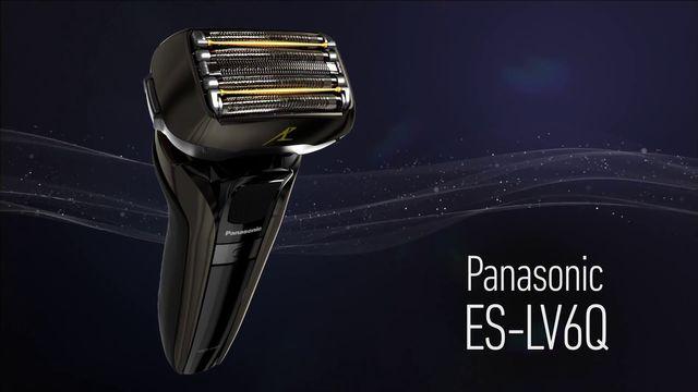 Panasonic präsentiert: Der Panasonic ES-LV6Q Rasierer