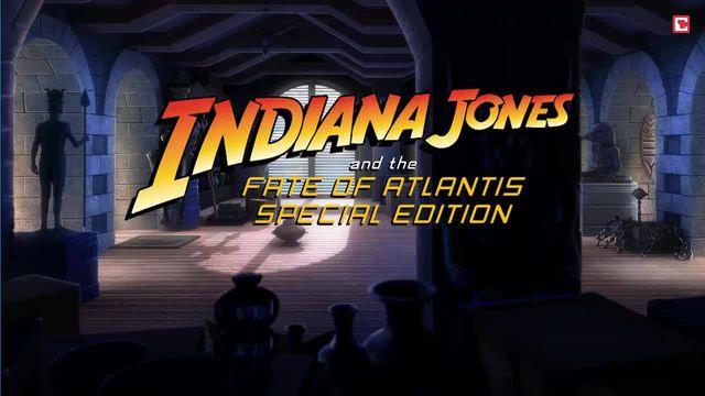 Indiana Jones and the Fate of Atlantis - Retro-Remake im Überblick