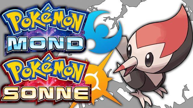 Pokémon Sonne & Mond - Gameplay-Trailer