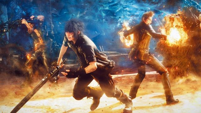 Final Fantasy XV - Gameplay-Trailer