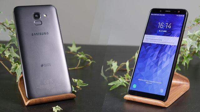 Samsung Galaxy J6 im Review