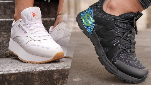 Sneaker Trends für Frauen 2019
