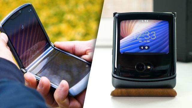 Motorola razr 5G im Test