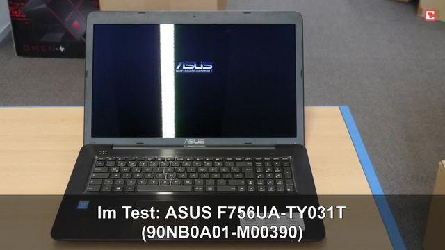 Asus F756UA-TY031T (90NB0A01-M00390)