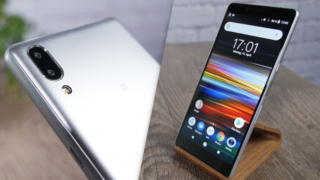 Sony Xperia L3 im Review