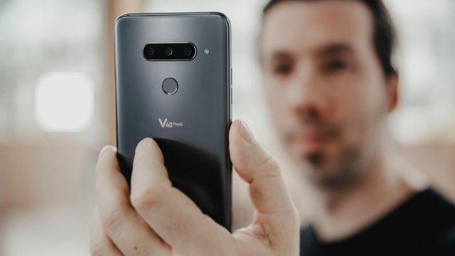 LG V40 im Review