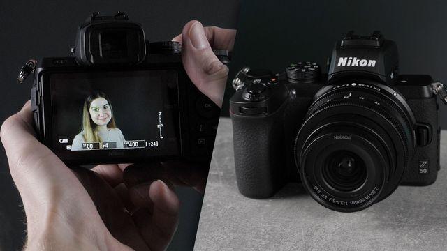 Nikon Z50 im Test