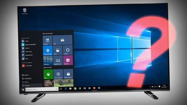 4K-Fernseher oder 4K-TFT - was ist besser?