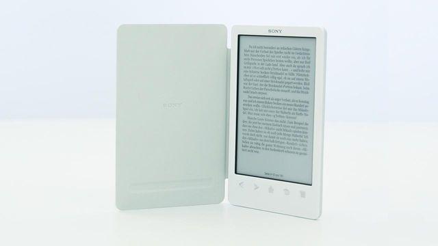 Sony PRS-T3 EBook-Reader - Test