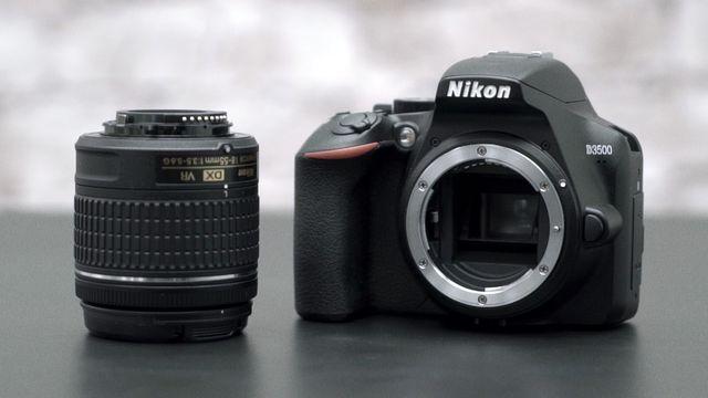 Nikon D3500 - Review
