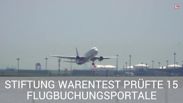 Flugbuchsungsportale