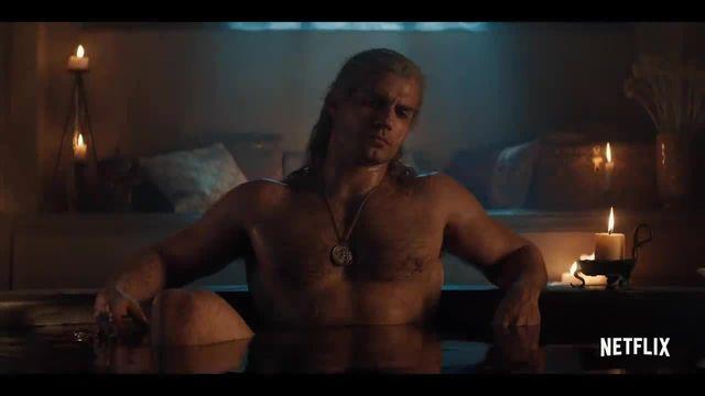 Netflix präsentiert: The Witcher – Trailer