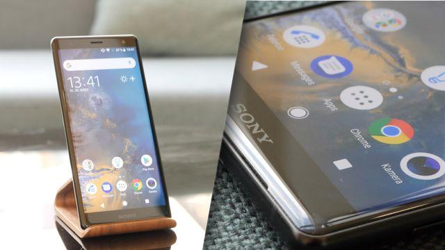 Das Sony Xperia XZ2 im Review