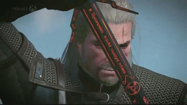 Witcher 3 Gameplay Trailer