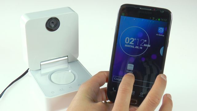 Withings Smart Baby Monitor - Test Babyphone für iPhone