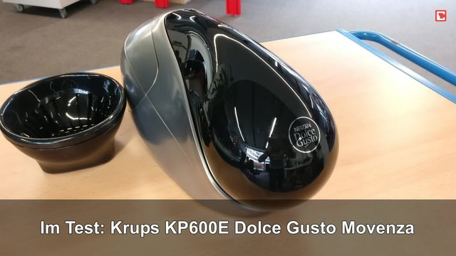 Im Test: Krups KP600E Dolce Gusto Movenza