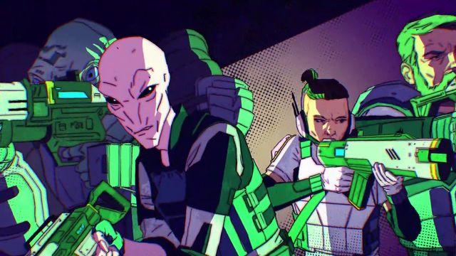 XCOM: Chimera Squad - Offizieller Announcement Trailer
