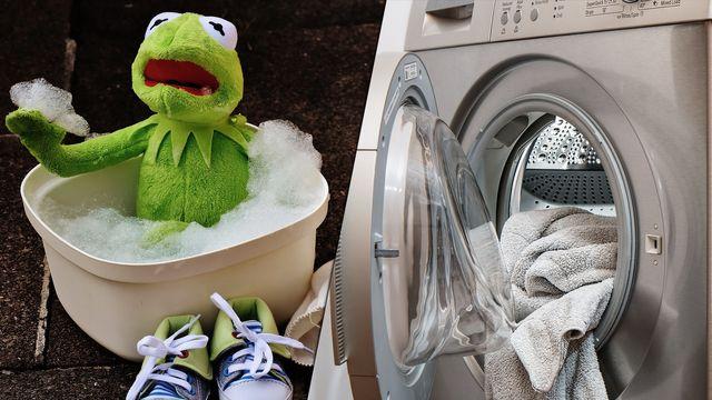 Waschmaschinen-Trick: Diese Dinge können Sie waschen