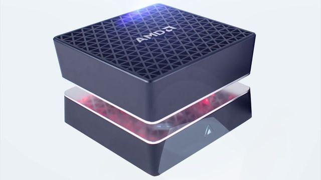 Mini-PC mit unglaublicher Performance: AMD Project Quantum
