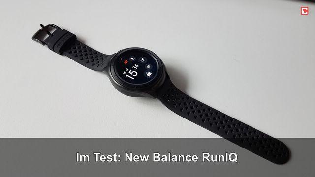 New Balance RunIQ: Eindrücke aus dem Testlabor