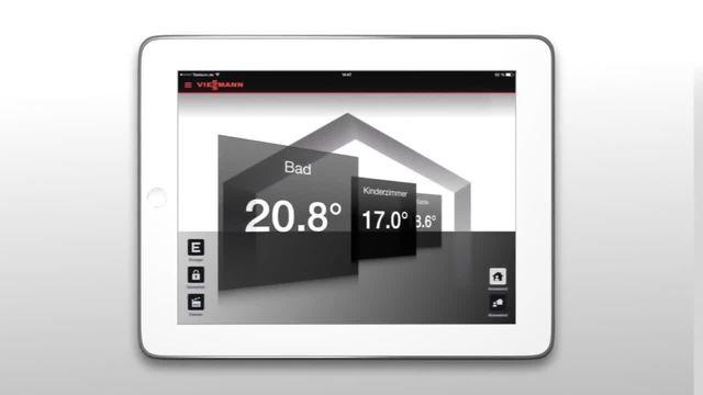 Viessmann Vitocomfort 200: Smart Home System im Überblick