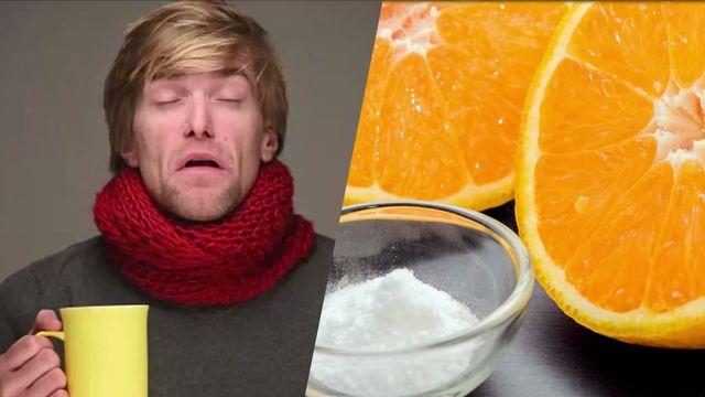 Hilft Vitamin C wirklich gegen Erkältung?