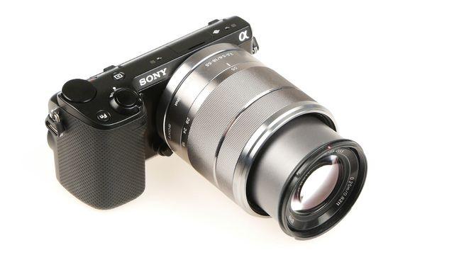 Sony NEX-5R - Praxis-Test