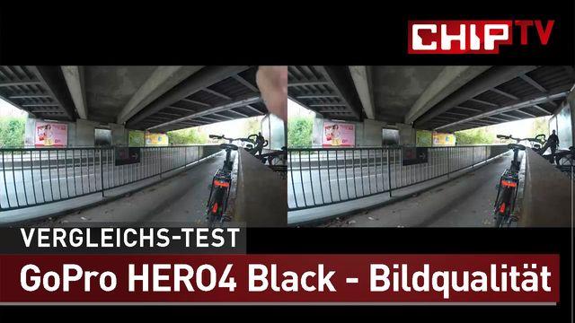 GoPro Hero4 Black Edition - Vergleich der Bildqualität