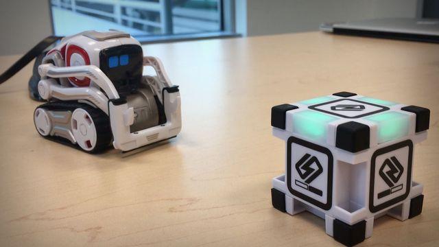 Roboter Anki Cozmo im Praxis-Test
