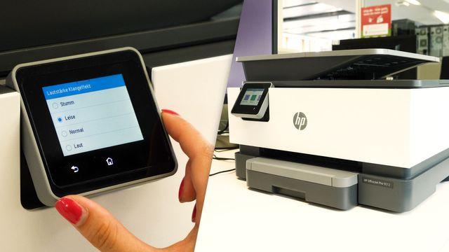 HP OfficeJet Pro 9012 im Test
