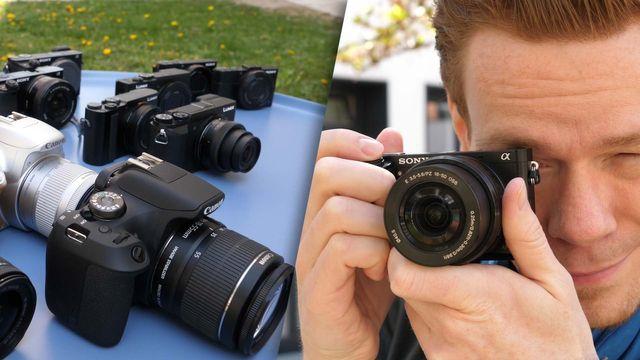 Gute Kameras für Einsteiger - Unsere Empfehlungen