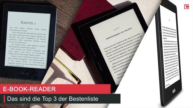 Ebook-Reader-Test: Die besten im Vergleich