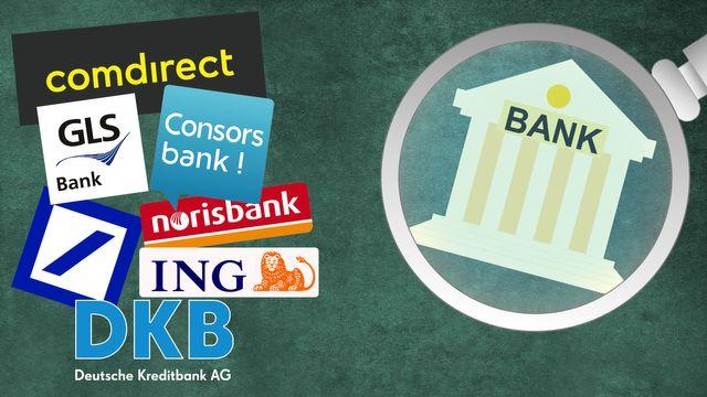 Die besten Online-Konten: Online-Banking im Test
