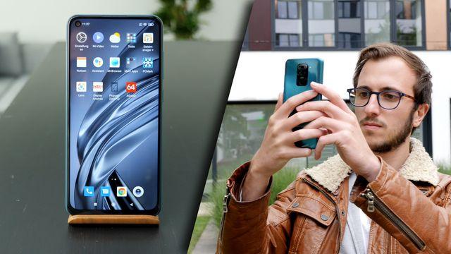 Xiaomi Redmi Note 9 im Test