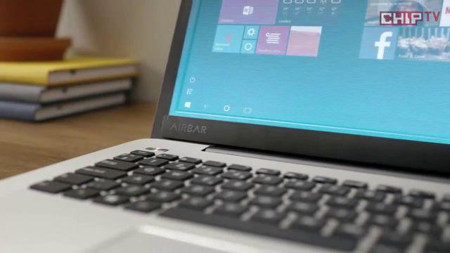 AirBar bringt Touchscreen auf Ihren Laptop