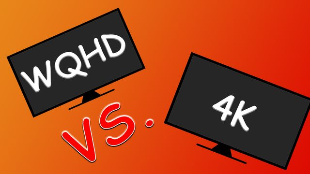 WQHD vs. 4K: Das sind die Unterschiede
