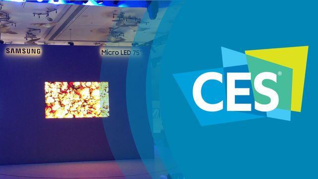 Samsung-Highlights auf der CES 2019